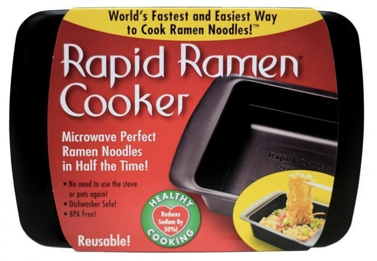 Rapid Ramen Cooker Ingenious Product