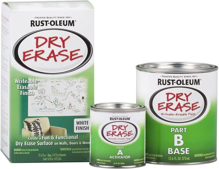 Rust-Oleum Dry Erase Paint Kit 1 set