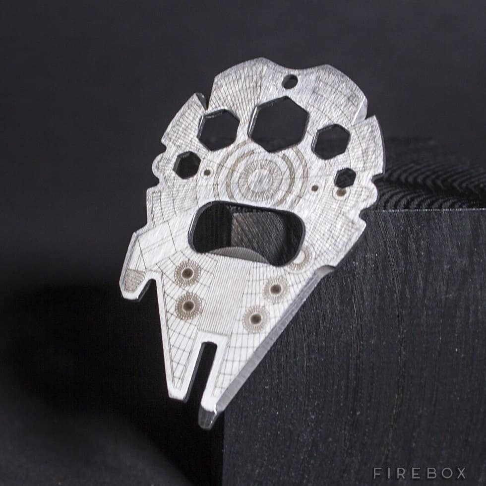Star Wars Millennium Falcon Multi Tool Buy Cool Dad Gift