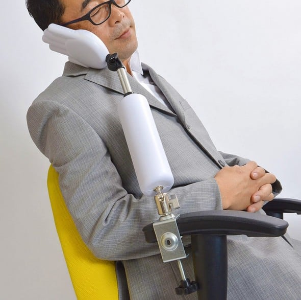 Thanko Chin Rest Arm Buy Weird Japanese Product