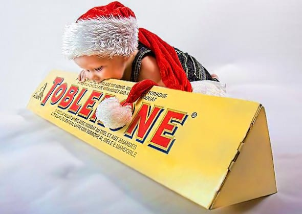 Toblerone Jumbo 4.5 KG Unique Gift Idea to Buy