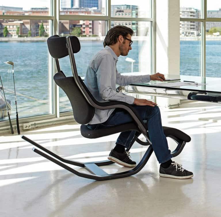 Varier Zero Gravity Recliner Cool Furniture to Buy