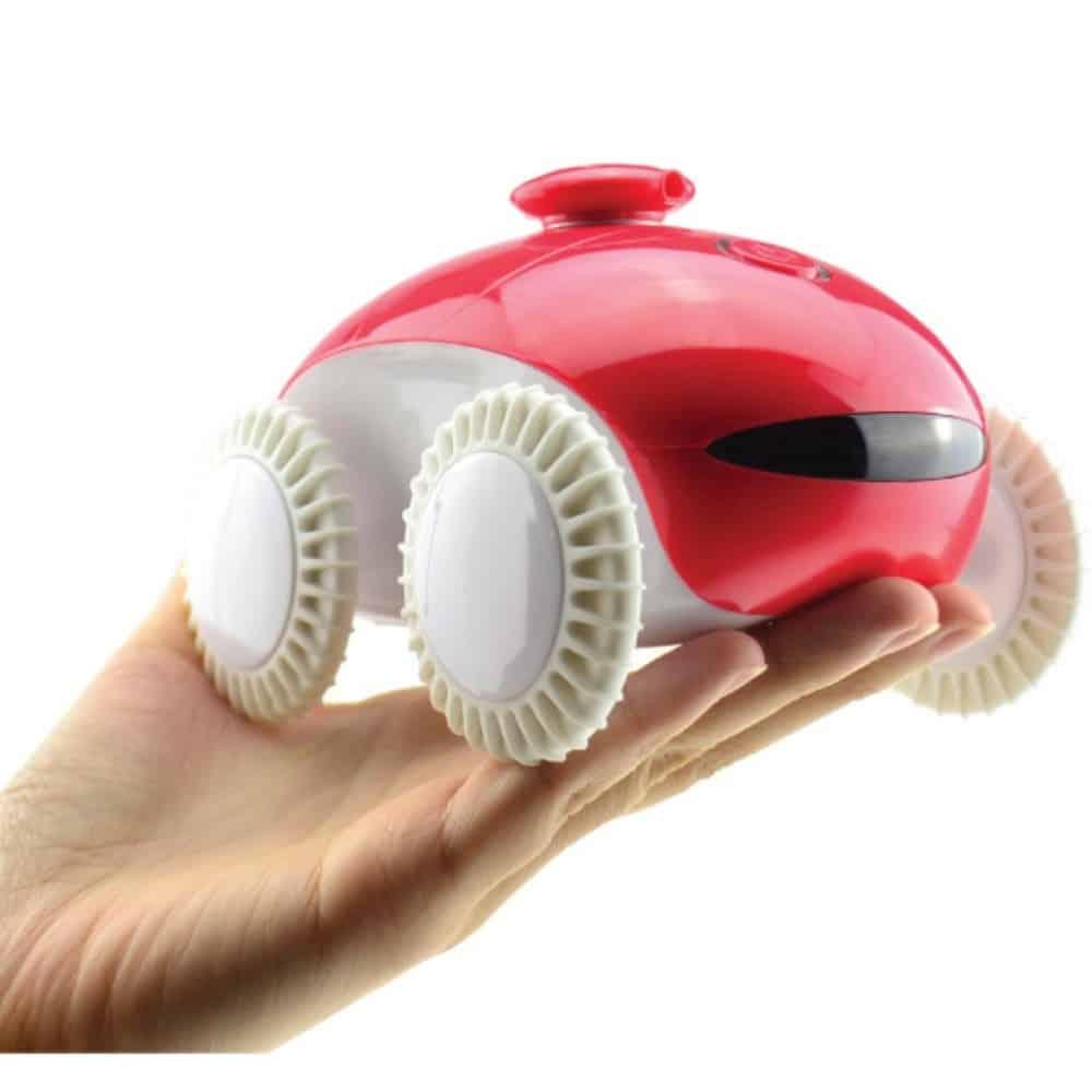 WheeMe Smart Back Massager Robot Novelty Gift for Her