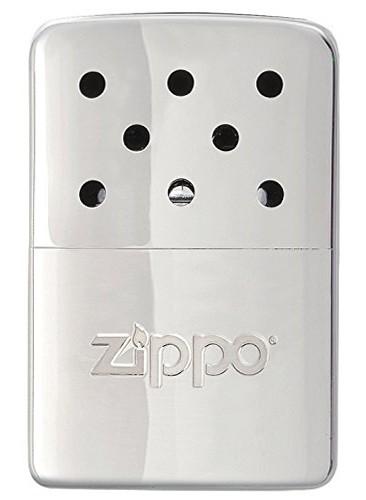 Zippo Hand Warmer Silver