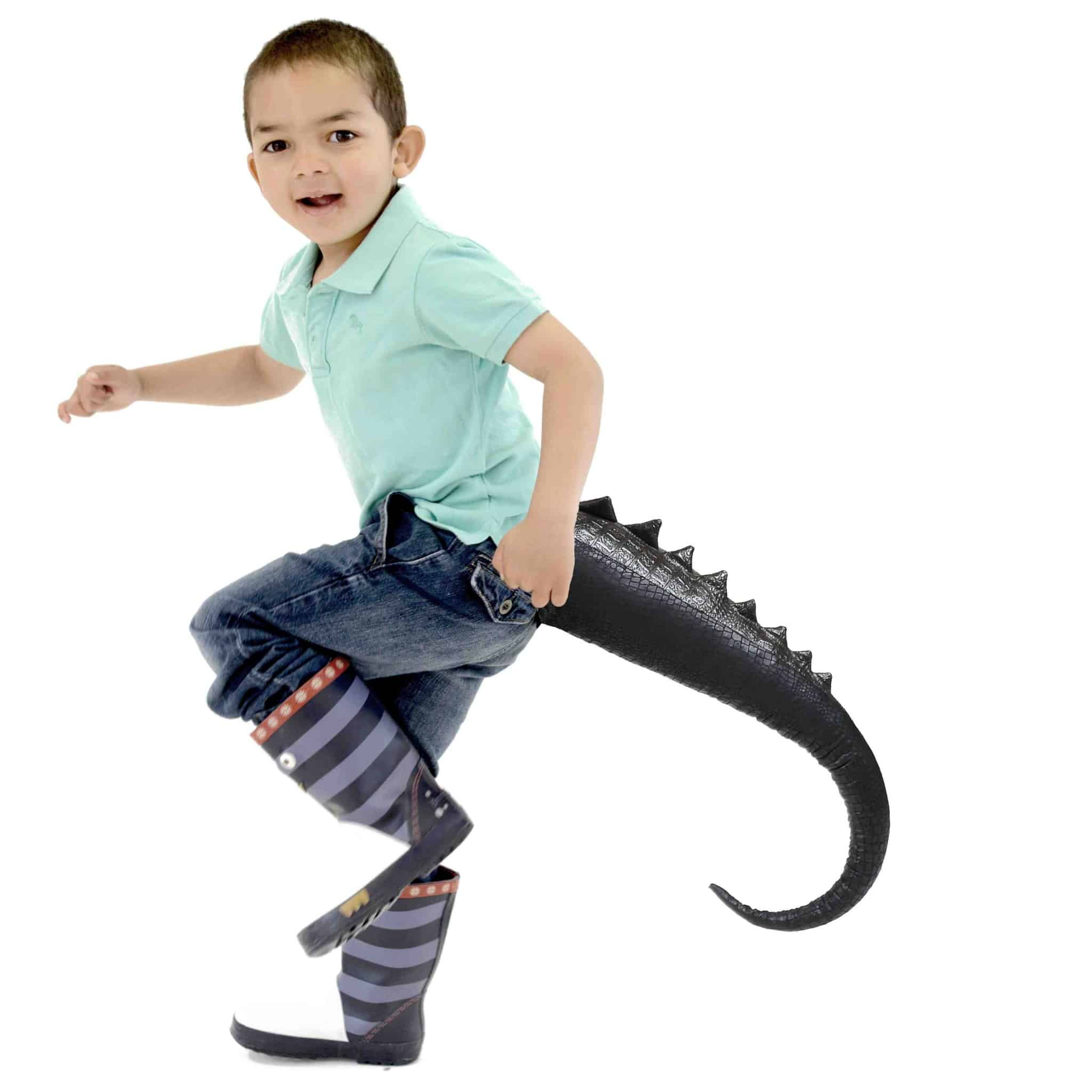 TellTails Wearable Animal Tails Dinosaur Kids Size