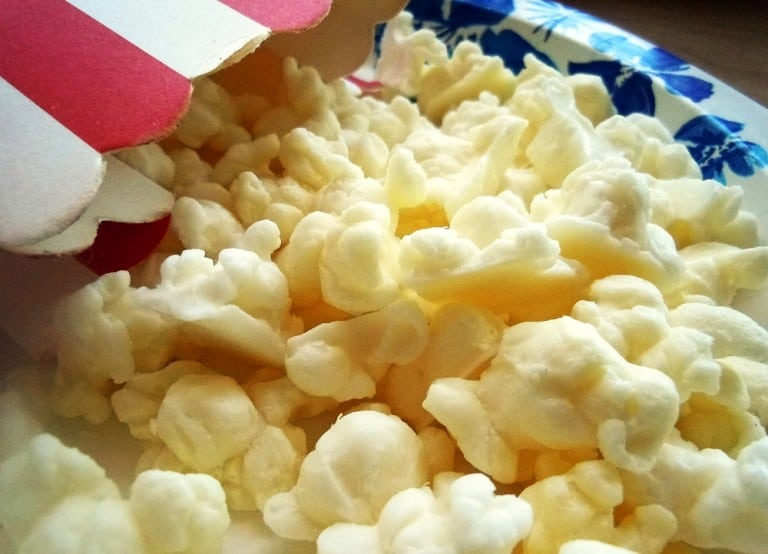 AJ Sweet Soap Movie Theatre Popcorn Soap Unique Gift to Buy