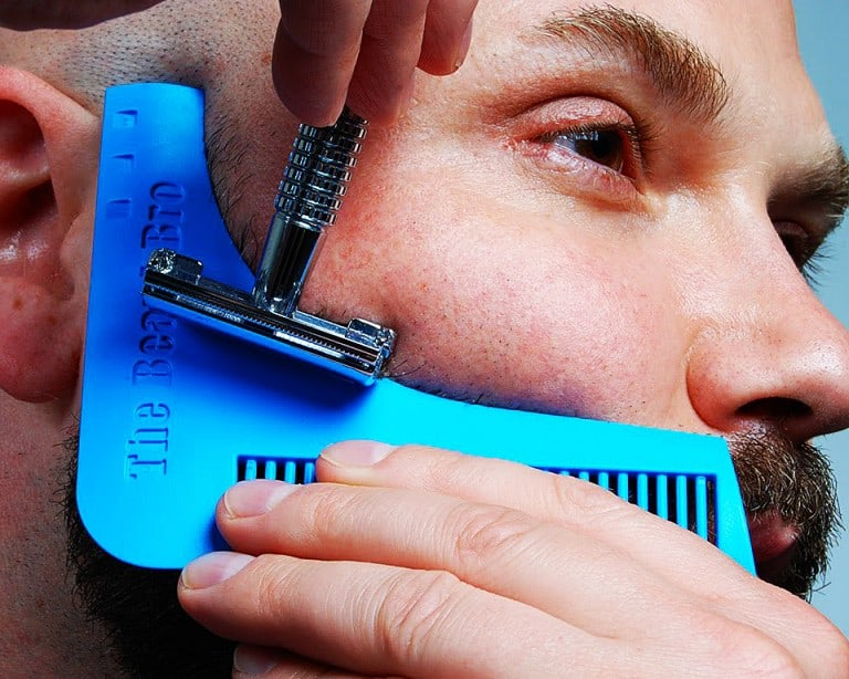 Beard Bro Beard Shaping Tool How to Properly Style Facial Hair