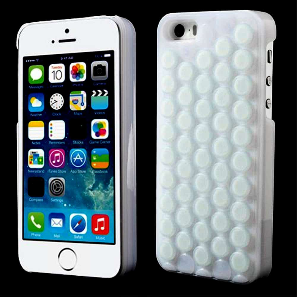 Bubble wrap iphone case noveltystreet for Creative iphone case ideas