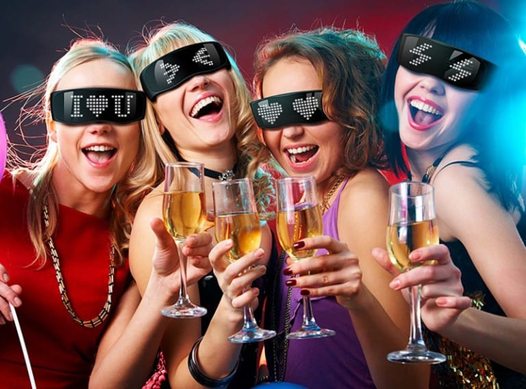 Chemion Creative Eyewear Fun Things To Wear To A Party