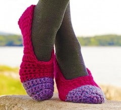 Keep your feet comfy, cozy, and all-around wooly.