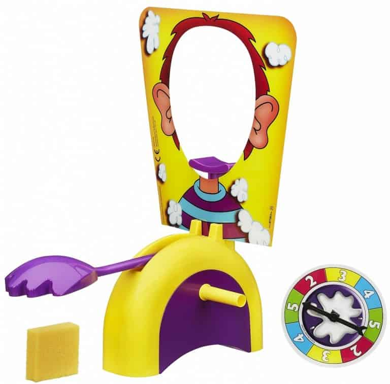 Hasbro Pie Face Fun Indoor Games