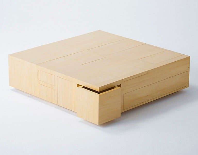 Hirakoso Design Kai Table Cool Minimalist Furniture