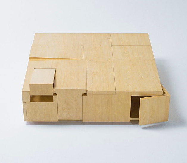 Hirakoso Design Kai Table Cool Minimalist Japanese Furniture