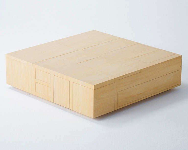 Hirakoso Design Kai Table Minimalist Furniture