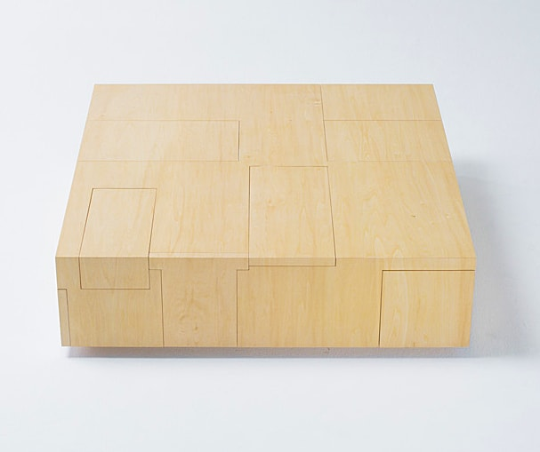 Hirakoso Design Kai Table Minimalist Workstation