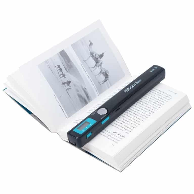 Iriscan Executive Book 3 Portable Scanner to Buy