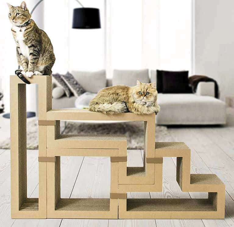 Katris Modular Cat Scratcher Cat Person Must Haves
