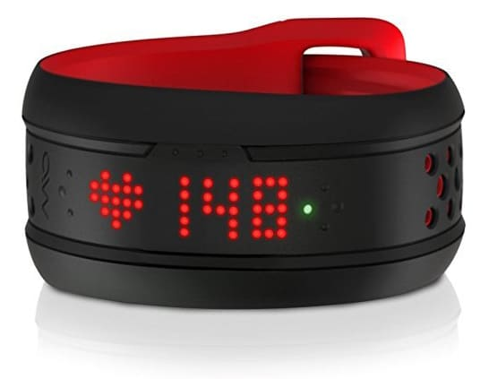 Mio Fuse Heart Rate Training + Activity Tracker Cool Health Gadget to Buy