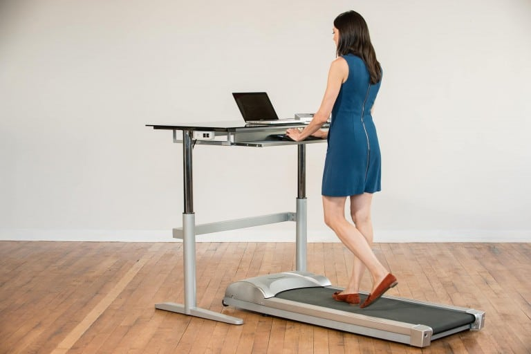 Rebel Desk Rebel Treadmill 1000 Burn Calories while Working