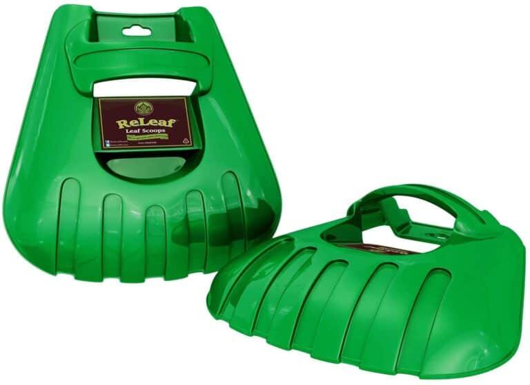 Releaf Leaf Scoops Hand Held Rakes Garden Care Essential