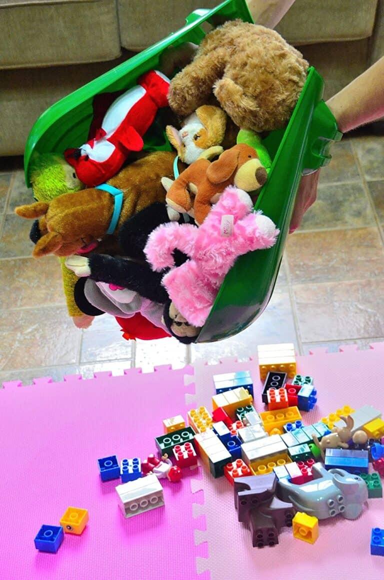 Releaf Leaf Scoops Hand Held Rakes Toy Clean UP