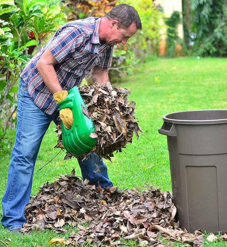 Releaf Leaf Scoops Hand Held Rakes Useful Garden Tool