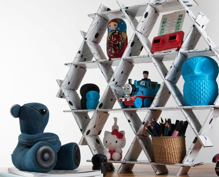 Ruche Shelving Geometric Storage Buy Artistic Furnitures