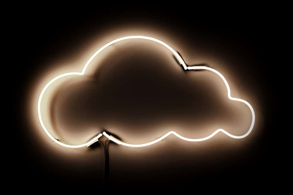 Sygns Cloud 9 Le Petit Prince Inspired Neon Sign Cute Novelty Item
