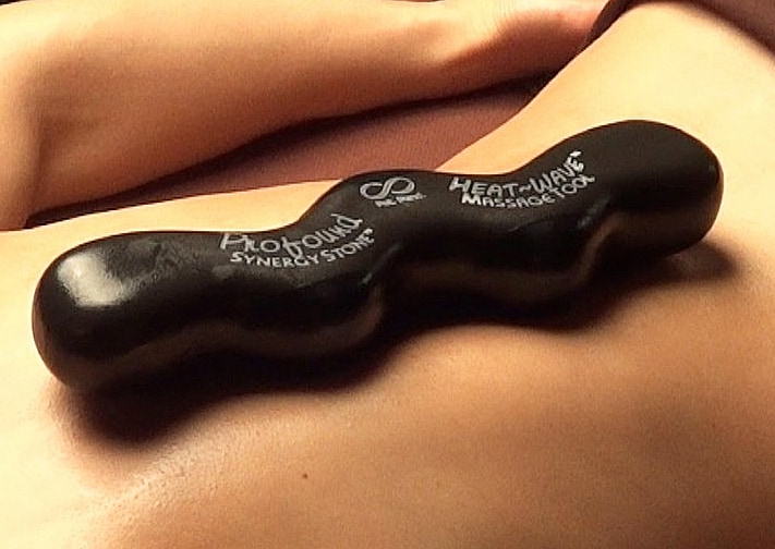 Synergy Stone Heat-Wave Hot Stone Massage Tool Gift Ideas Fir Him
