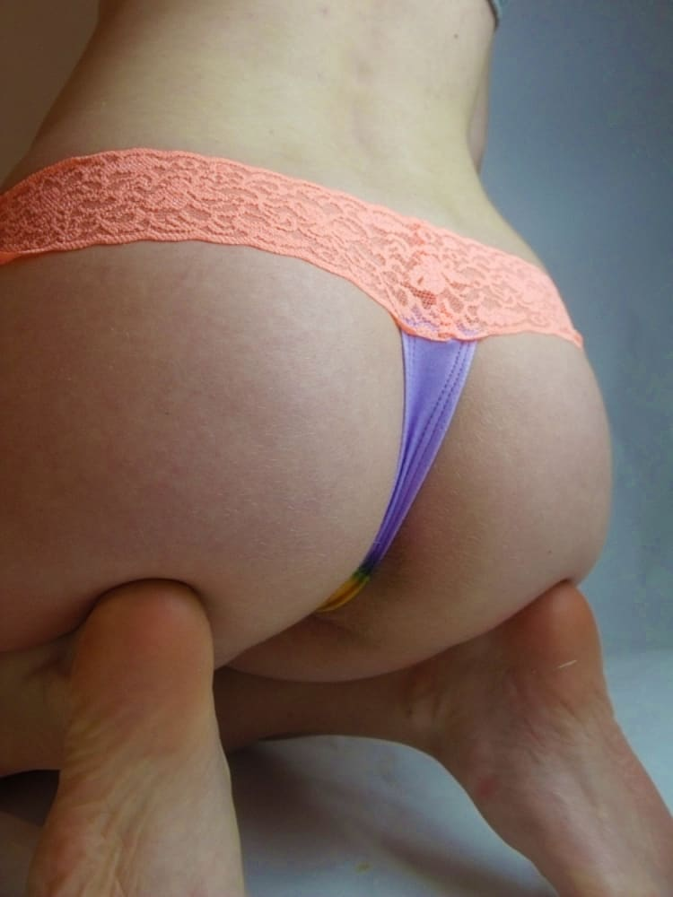 Textile Champion Juicy Melon Pink Lace Thong Sexy Gift to Buy Her