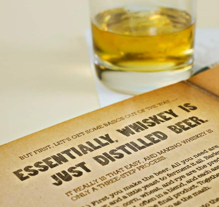The Essential Scratch & Sniff Guide to Becoming a Whiskey Know-It-All Liquor Book