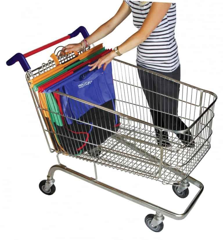 Trolley Bags Eco Friendly Bag