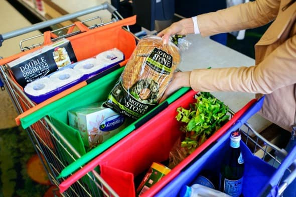 Pack and sort your grocery efficiently!