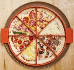 Personalize your pizza.