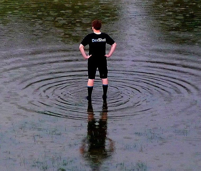 Dexshell Coolvent Waterproof Socks Athlete Must Haves