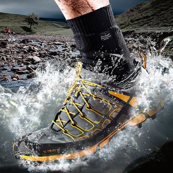 Dexshell Coolvent Waterproof Socks Gift Ideas For Him
