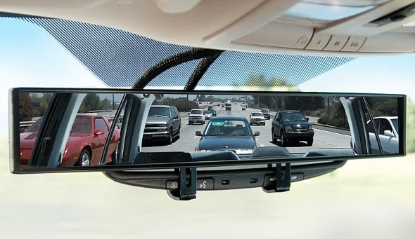 Allview No Blind Spot Rearview Mirror Buy Unique Car Accessory