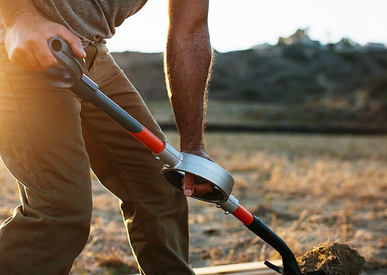 Bosse Tools Ergonomic Round Point Shovel Gift Idea For Him