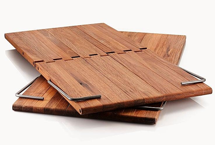 Ernest Studio Foldable Stool Wooden Home Furniture