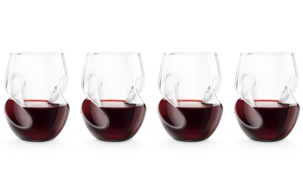 Final Touch Conundrum Aerating Wine Glass Fun Things To Bring To A Party