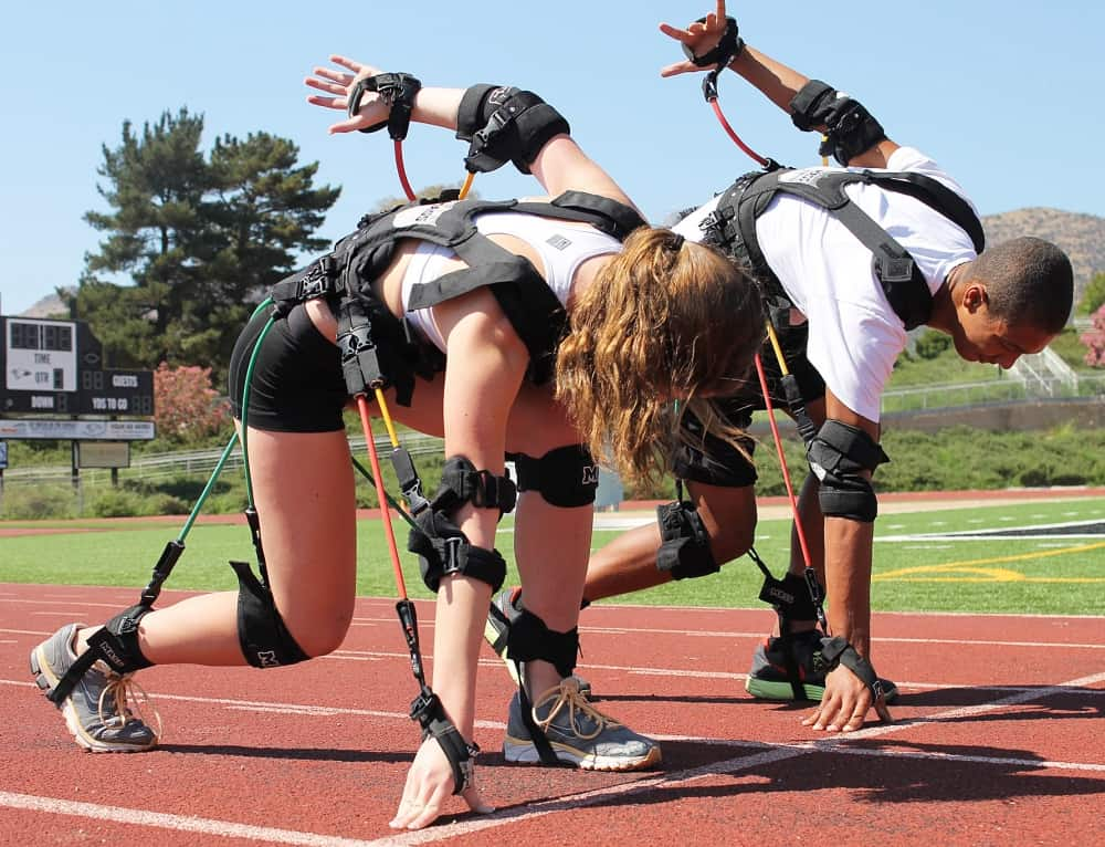 Wear the suit and take your training to the next level.