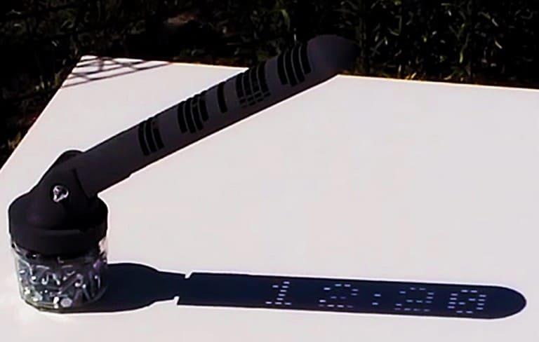 Mojoptix Digital Sundial House Warming Gift Idea