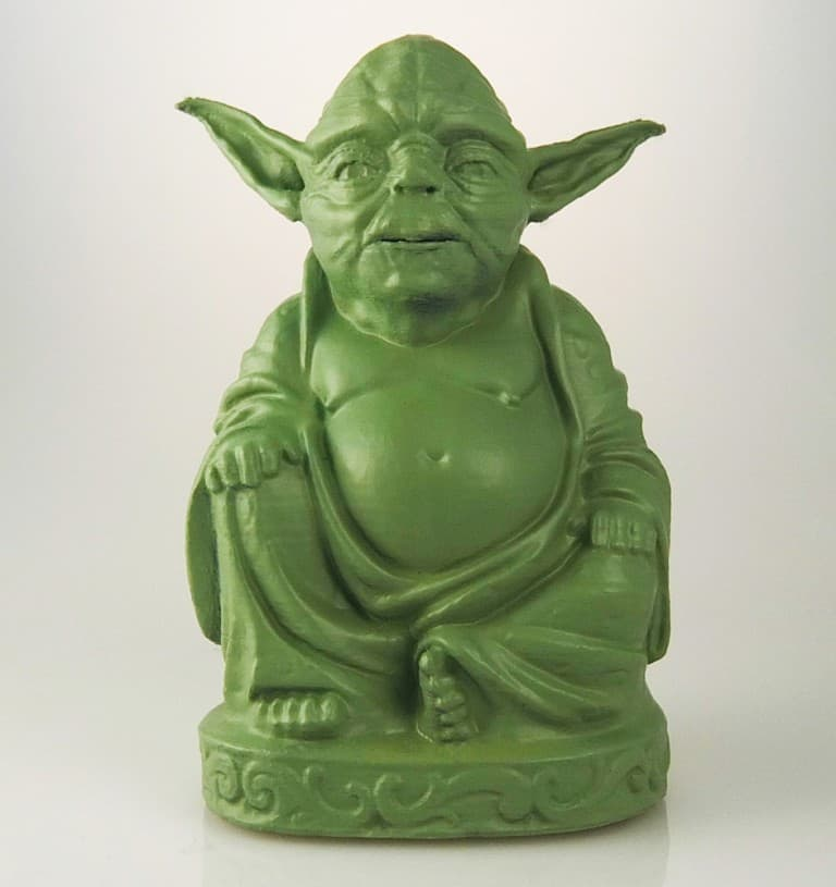 Muckychris Star Wars Zen Buddha Statues Cool Collectibles