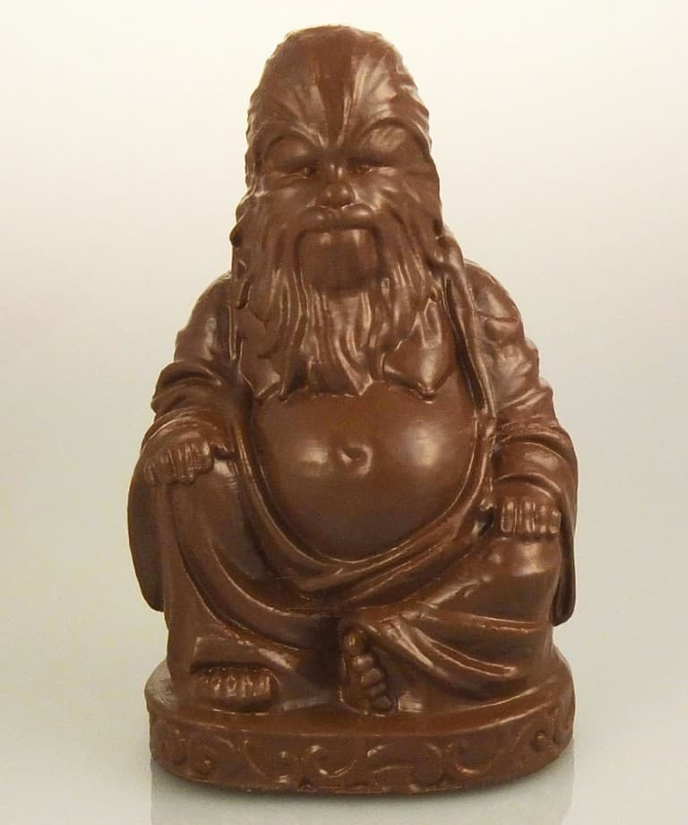 Muckychris Star Wars Zen Buddha Statues Starwars Fan Must Haves