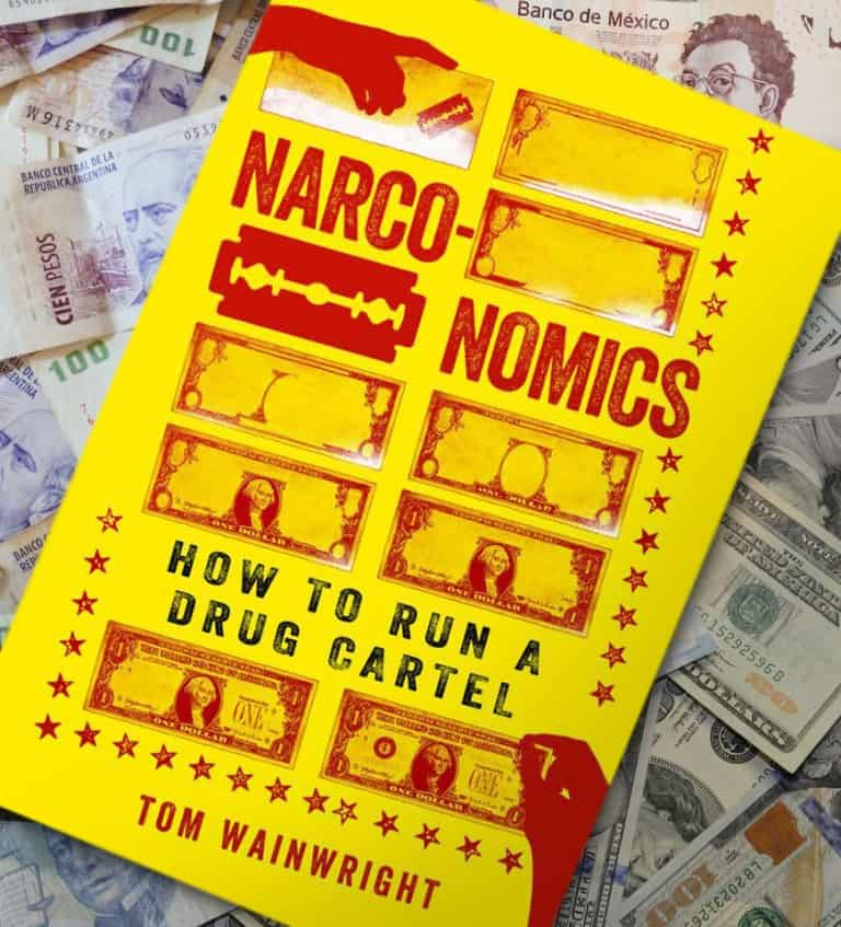 Narconomics Book Buy Gift Idea For Book Lovers