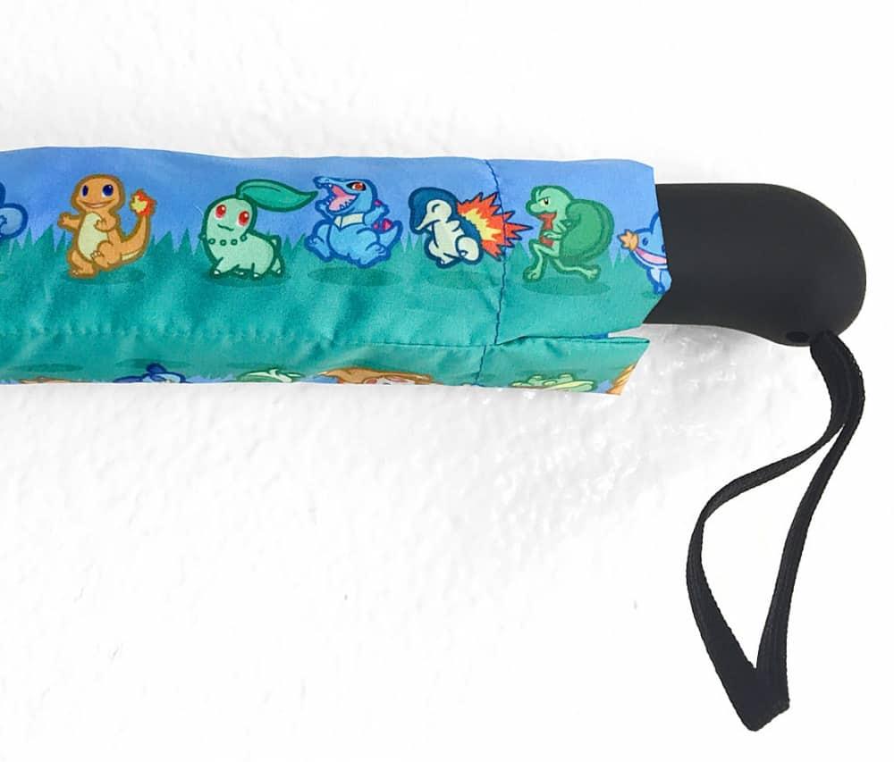 Pokemon Starter Parade Umbrella Collectible Everyday Stuff