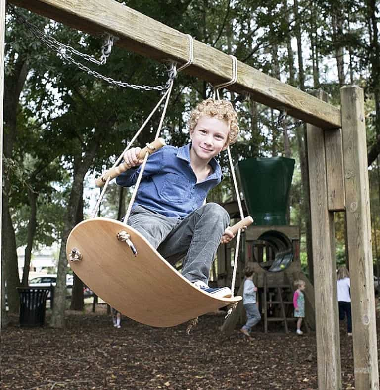 Swurfer Swing Cool Playground Equipment