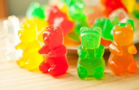 Aubrey E Apothecary Gummi Bear Soaps Gift Idea For Kids
