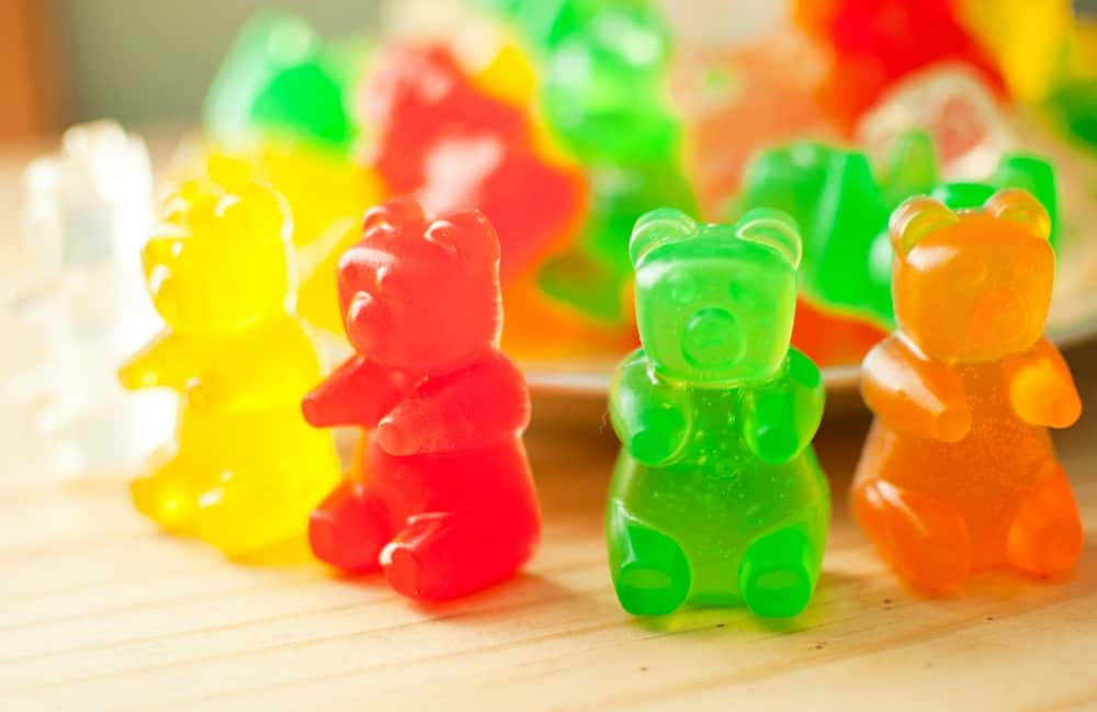 Smell as cute and as sweet as a gummi bear.