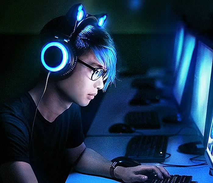 Axent Wear Cat Ear Headphones Buy Teenager Stuff